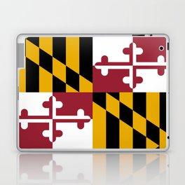 Flag of Maryland, High Quality image Laptop & iPad Skin