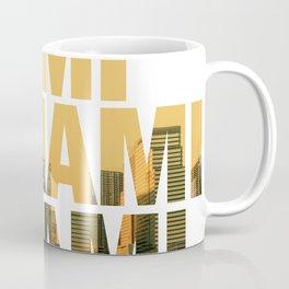 Miami Landscape Coffee Mug