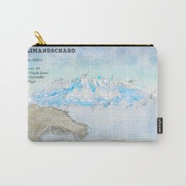 Kilimandscharo Carry-All Pouch