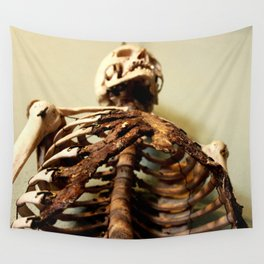 Foley Skeleton Wall Tapestry
