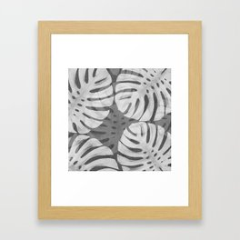 Jungle Spill Framed Art Print