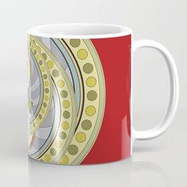 Mandala Girl Coffee Mug