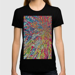 Comic Book : Splashed T-shirt