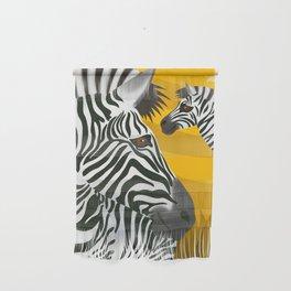 Zebras Wall Hanging