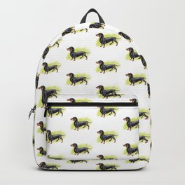 Dachshund (includes rescue donation!) Backpack