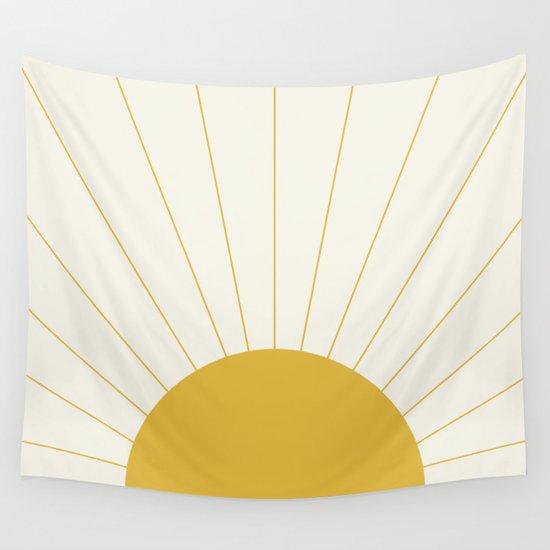 Sunrise / Sunset Minimalism by midcenturymodern