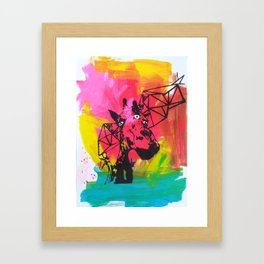 Awaken My Soul  Framed Art Print
