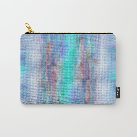 Watercolor/Abstract 1 Carry-All Pouch
