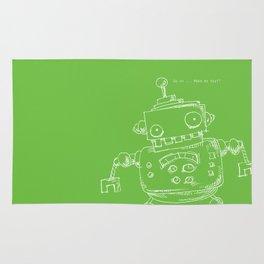 Fun Robots Rug