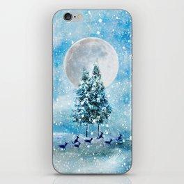Winter Night 4 iPhone Skin