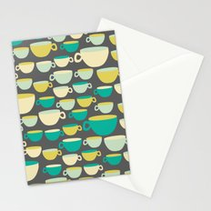 Coffee Mugs Stationery Cards