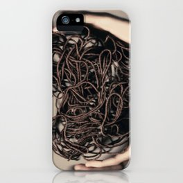 Another Way to Love ii iPhone Case