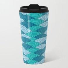 Wave 1 Metal Travel Mug