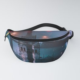 Warsaw city Fanny Pack