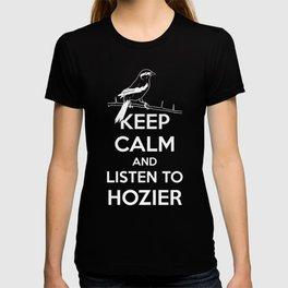listen to the bog man T-shirt