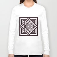 running Long Sleeve T-shirts featuring Running Out by Cs025