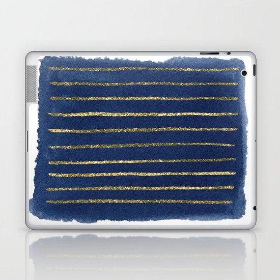 Nautical Sparkle Laptop & iPad Skin