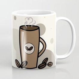 Latte Mug Design Coffee Mug