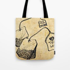 tea pod Tote Bag