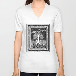 Forest Dance Unisex V-Neck