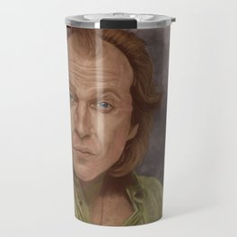 It Puts the Lotion on its Skin Travel Mug