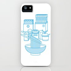 Ramen Set iPhone (5, 5s) Slim Case