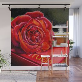 Love Rush Wall Mural