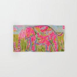 Jelly Bean The Elephant Hand & Bath Towel
