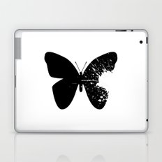 Butterfly Splatter 2 Laptop & iPad Skin