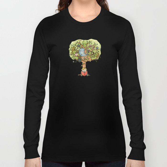 StoryTime Tree Long Sleeve T-shirt
