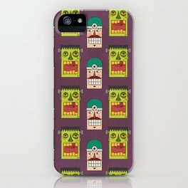 Halloween 2016 - Chasing Victor iPhone Case