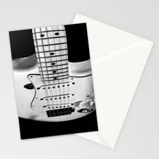 While my guitar gently weeps Stationery Cards