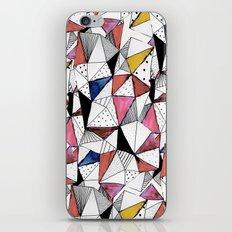 TD17 iPhone & iPod Skin