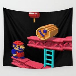 Inside Donkey Kong Wall Tapestry