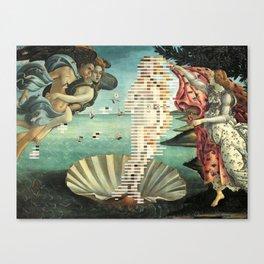 Birth of Venus Canvas Print
