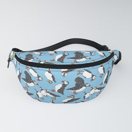 Puffins are Cool Fanny Pack
