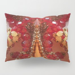 Anna's Beads Pillow Sham