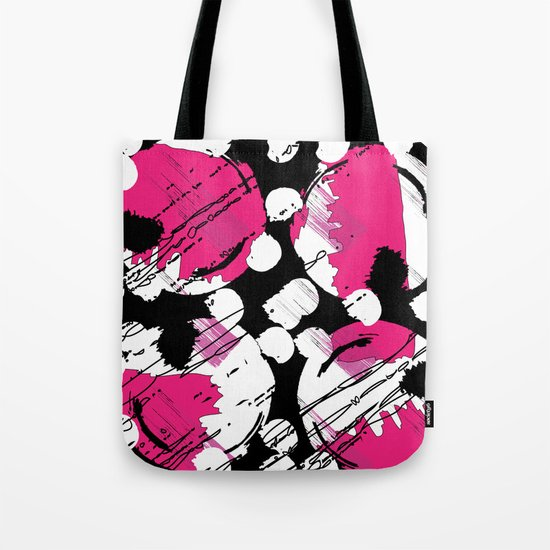 Popcorn Party Tote Bag