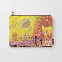 Ricks Multiverse Carry-All Pouch