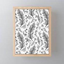 Take It or Leaf It Framed Mini Art Print