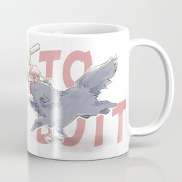 Whup Butt! Coffee Mug
