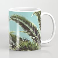 palms Mugs featuring Palms by Lawson Images