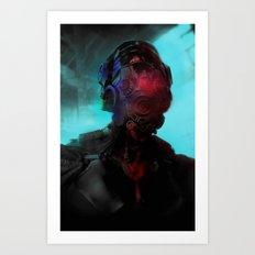 Cyberpunk #2 Art Print