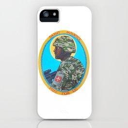 Saint Maurice iPhone Case