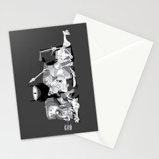Picture of the Rings Stationery Cards