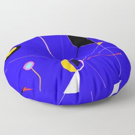 A JOAN MIRO YOU CAN ACTUALLY AFFORD (The Wound) Floor Pillow