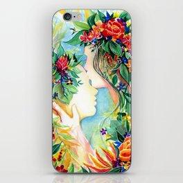 Nature/Nurture iPhone Skin