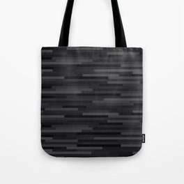 Black Estival Mirage Tote Bag