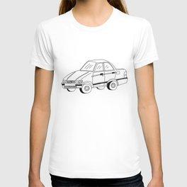 My Friends' Cars - Tercel T-shirt