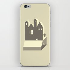 Small houses iPhone & iPod Skin